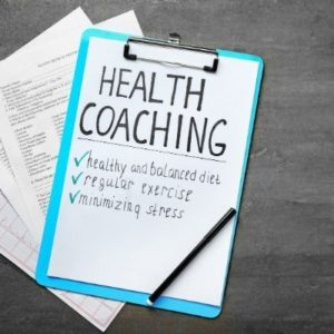 Health coaching paar ti