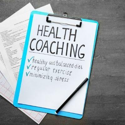 Health coaching paar ti