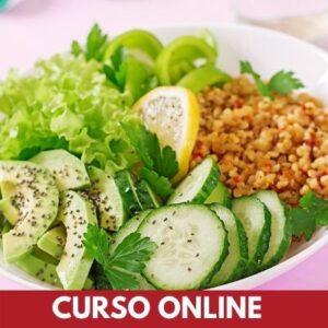 curso nutrición vegetariana